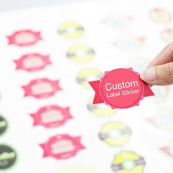Custom Label Stickers
