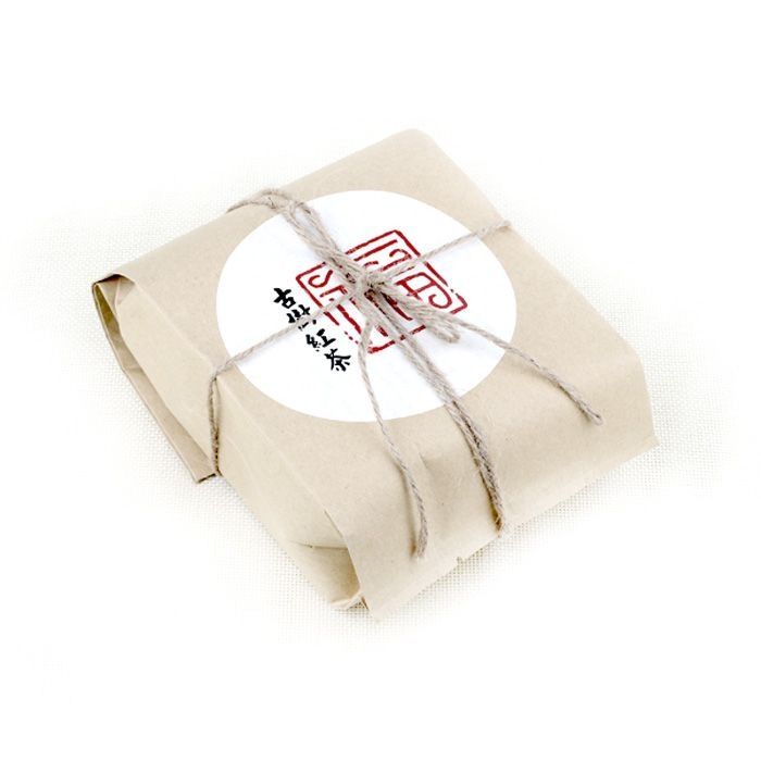 Food Grade Heat Seal Kraft Paper Bags with Aluminium Foil Liner
